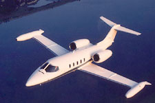 Private Jet Photo Bombardier Learjet 35A interior