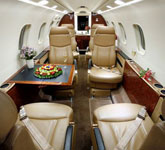 Private Jet Photo Bombardier Learjet 40 interior
