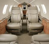 Private Jet Photo Bombardier Learjet 45XR interior