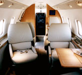 Private Jet Photo Bombardier Learjet 60 interior