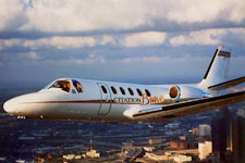 Private Jet Photo Cessna Citation Bravo exterior
