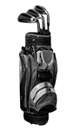 private jet luggage golf clubs specs