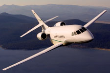 Falcon 2000EX Easy Private Jet