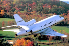Falcon 900EX Private Jet