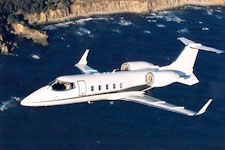 Bombardier Learjet 60 private jet