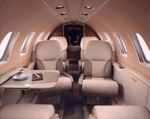 Cessna Citation Bravo Cabin Interior