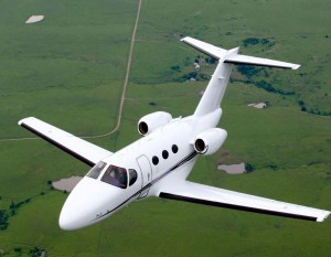 Cessna Citation Mustang Private Jet
