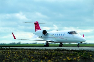Learjet 60XR private jet for business aviation