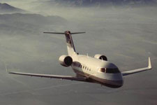Bombardier Challenger 600 performance