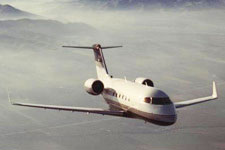 Bombardier Challenger 601-1A performance