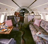 Private Jet Photo Bombardier Challenger 601-3A interior