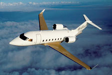 Bombardier Challenger 604 performance