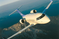 Private Jet Photo Bombardier Challenger 605 exterior