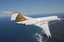 Private Jet Photo Bombardier Global 5000 exterior