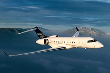 Private Jet Photo Bombardier Global Express XRS exterior