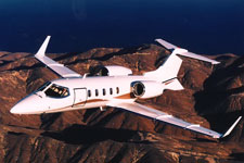 Private Jet Photo Bombardier Learjet 31A exterior