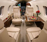 Private Jet Photo Bombardier Learjet 40XR interior