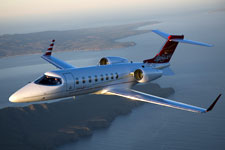 Private Jet Photo Bombardier Learjet 45XR exterior