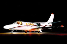 Private Jet Photo Cessna Citation I/SP exterior
