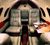 Private Jet Photo Cessna Citation I/SP interior