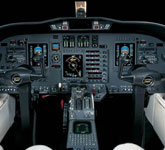 Private Jet Photo Cessna Citation Bravo cockpit