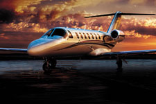 Cessna Citation CJ3, Private jet