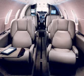 Cessna Citation Excel cabin, buy a private jet
