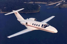 Private Jet Photo Cessna Citation Jet exterior