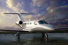 Private Jet Photo Cessna Citation Mustang exterior