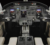 Private Jet Photo Cessna Citation XLS cockpit