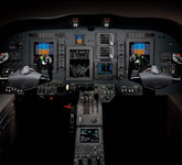 Private Jet Photo Cessna Citation CJ1 cockpit