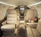 Private Jet Photo Dassault Falcon 20-5 interior