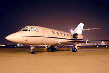 Private Jet Photo Dassault Falcon 200 exterior