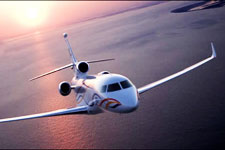 Private Jet Photo Dassault Falcon 7X exterior