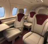 Private Jet Photo Eclipse EA500 interior