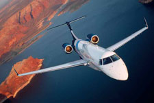 Private Jet Photo Embraer Legacy 600 exterior
