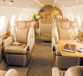 Private Jet Photo Embraer Legacy 600 interior