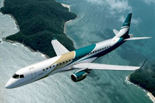 Private Jet Photo Embraer Lineage 1000 exterior