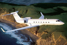 Private Jet Photo Gulfstream G550 exterior