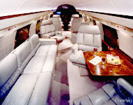 Private Jet Photo Gulfstream GIIB exterior