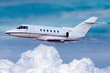 Private Jet Photo Hawker Beechcraft Hawker 750 exterior