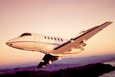 Private Jet Photo Hawker Beechcraft Hawker 800A exterior
