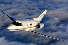 Private Jet Photo Hawker Beechcraft Hawker 800XP exterior