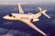 Private Jet Photo Hawker Beechcraft Hawker 850XP exterior