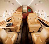 Private Jet Photo Hawker Beechcraft Hawker 850XP interior