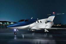 Private Jet Photo HondaJet exterior