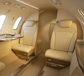 Private Jet Photo HondaJet interior