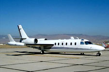 Private Jet Photo Israel Aircraft Industries Westwind II exterior