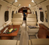 Private Jet Photo Israel Aircraft Industries Westwind II interior